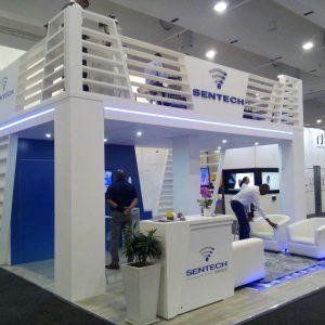 Exhibition design construction