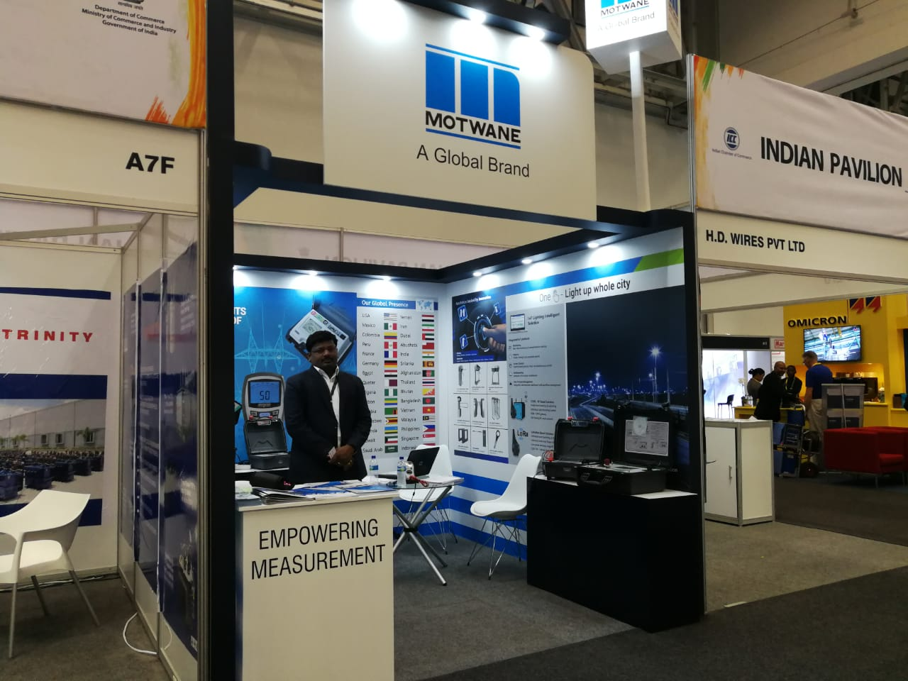 Expo stand design